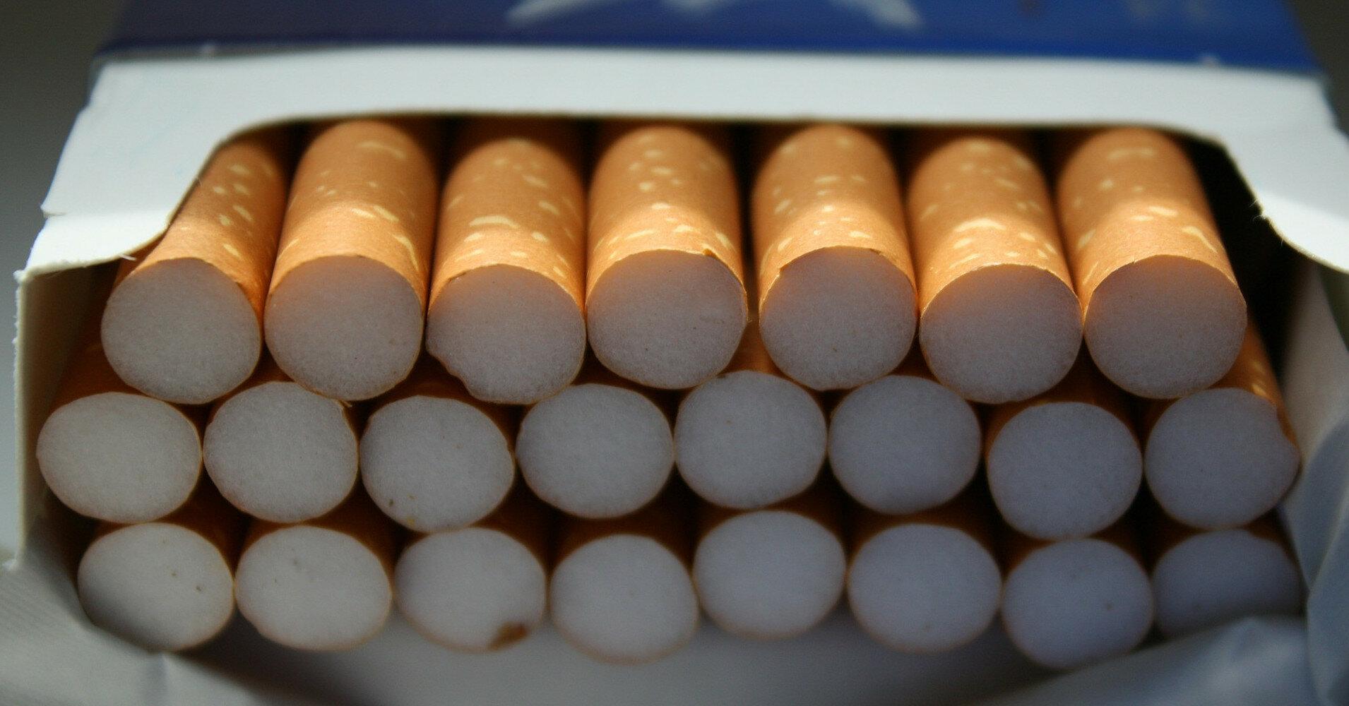 Одна сигарета сокращает жизнь на 5 минут и 30 секунд - исследование