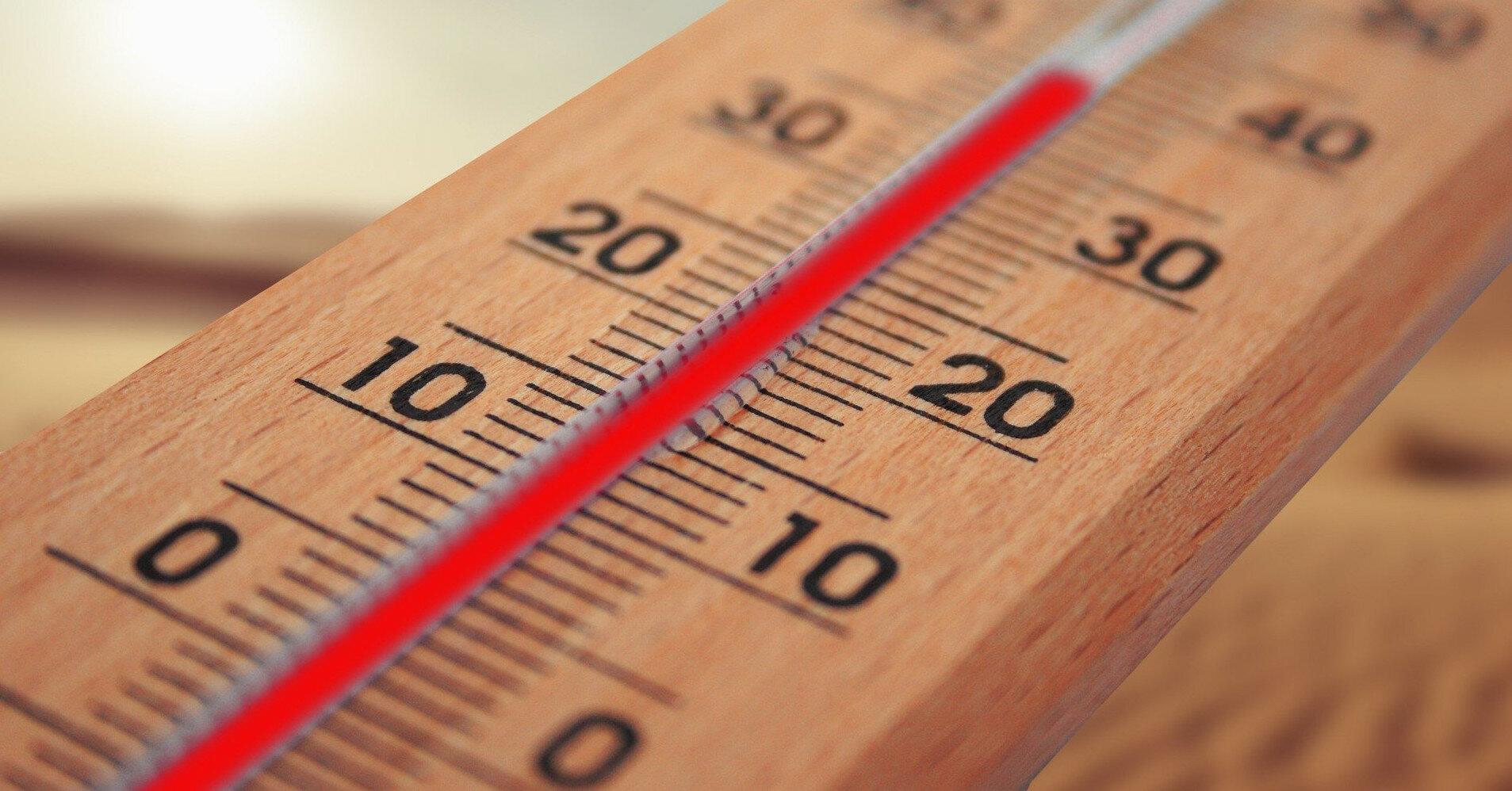 В Европе зафиксировали исторический рекорд жары