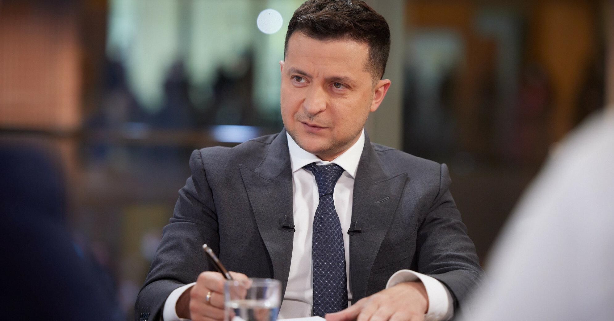 Зеленский встретился с премьер-министром Грузии