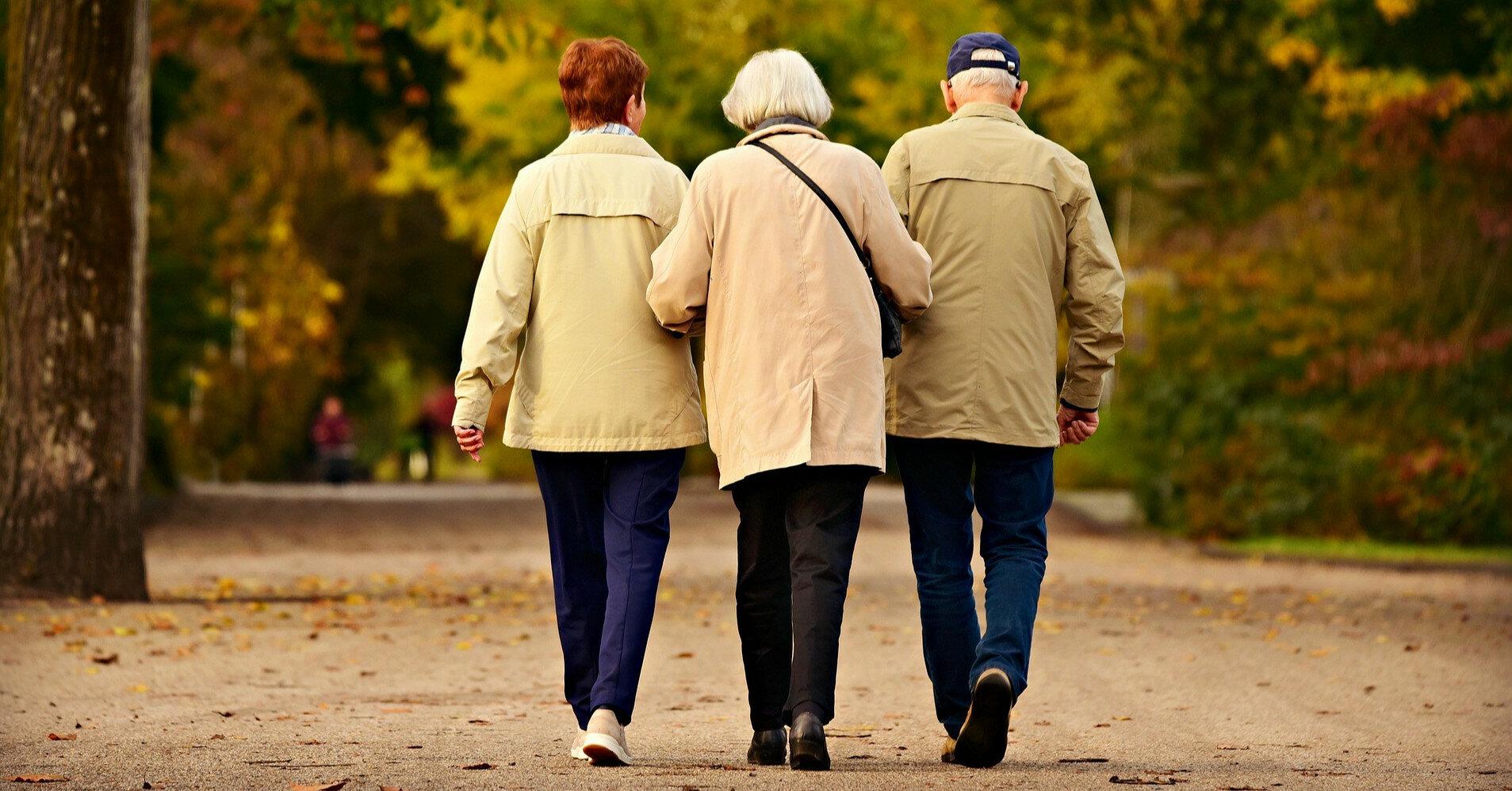 Полмиллиона украинцев могут остаться без пенсий – Минсоцполитики