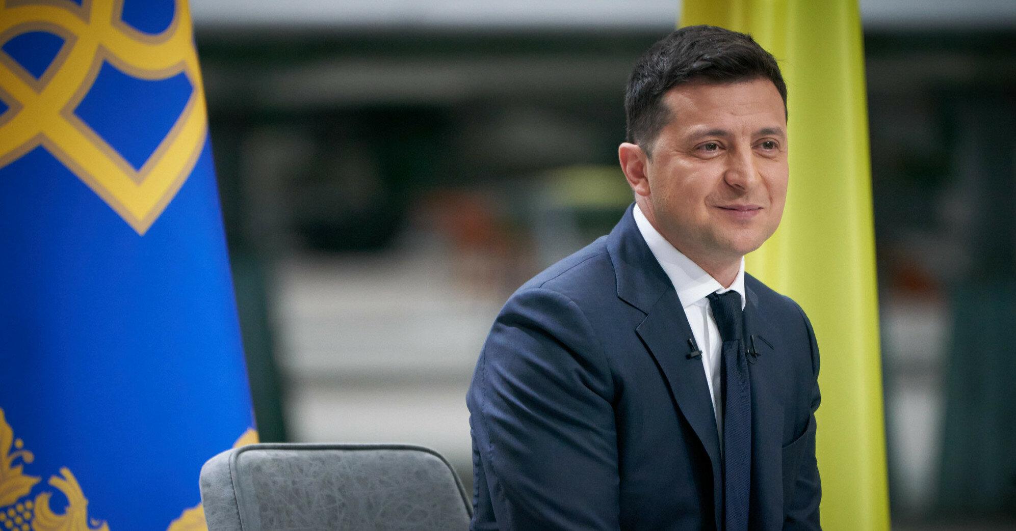 Зеленский рассказал, будет ли снова баллотироваться на пост президента