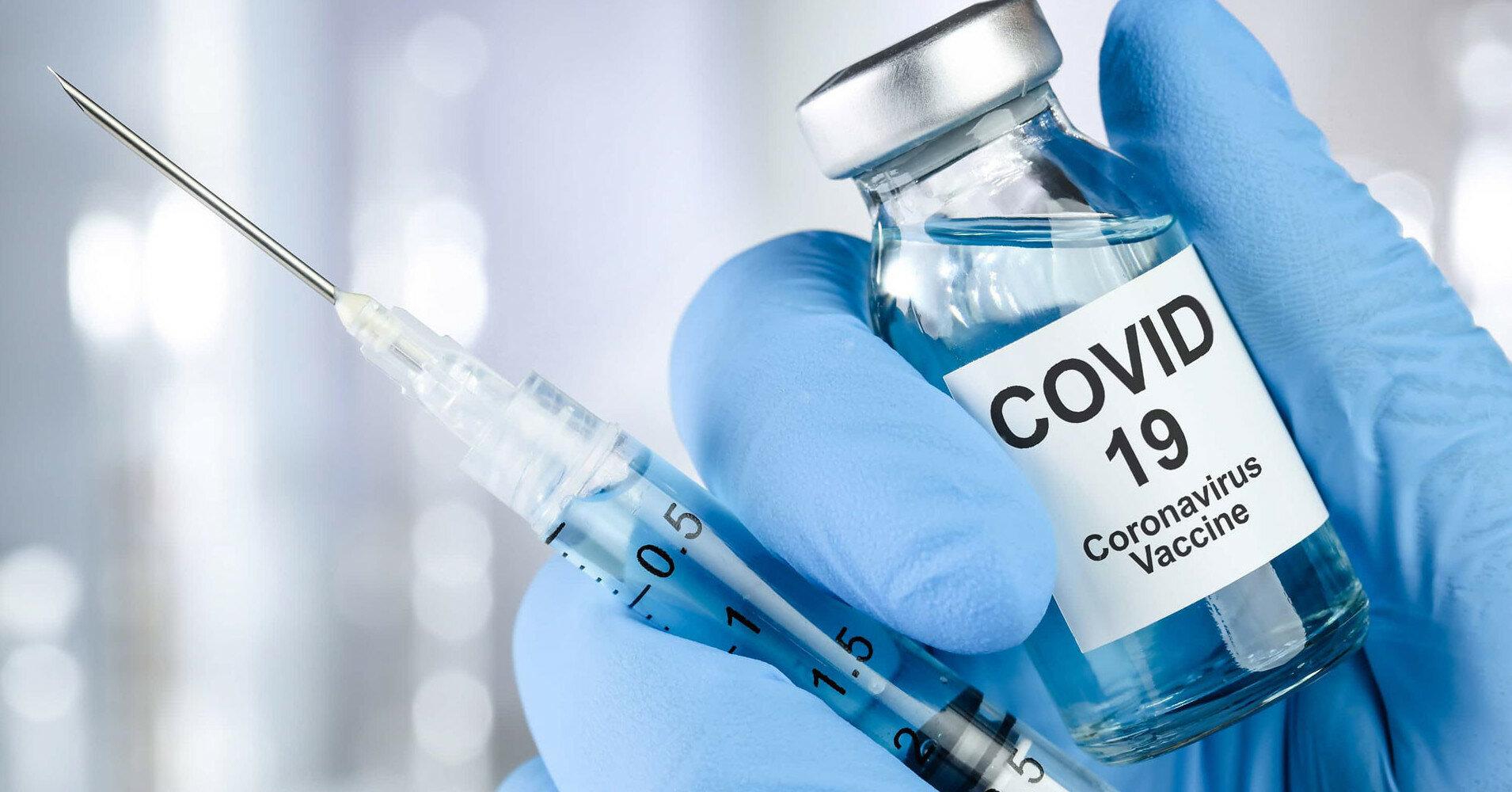 В Украине до конца года могут вакцинировать от COVID-19 половину населения
