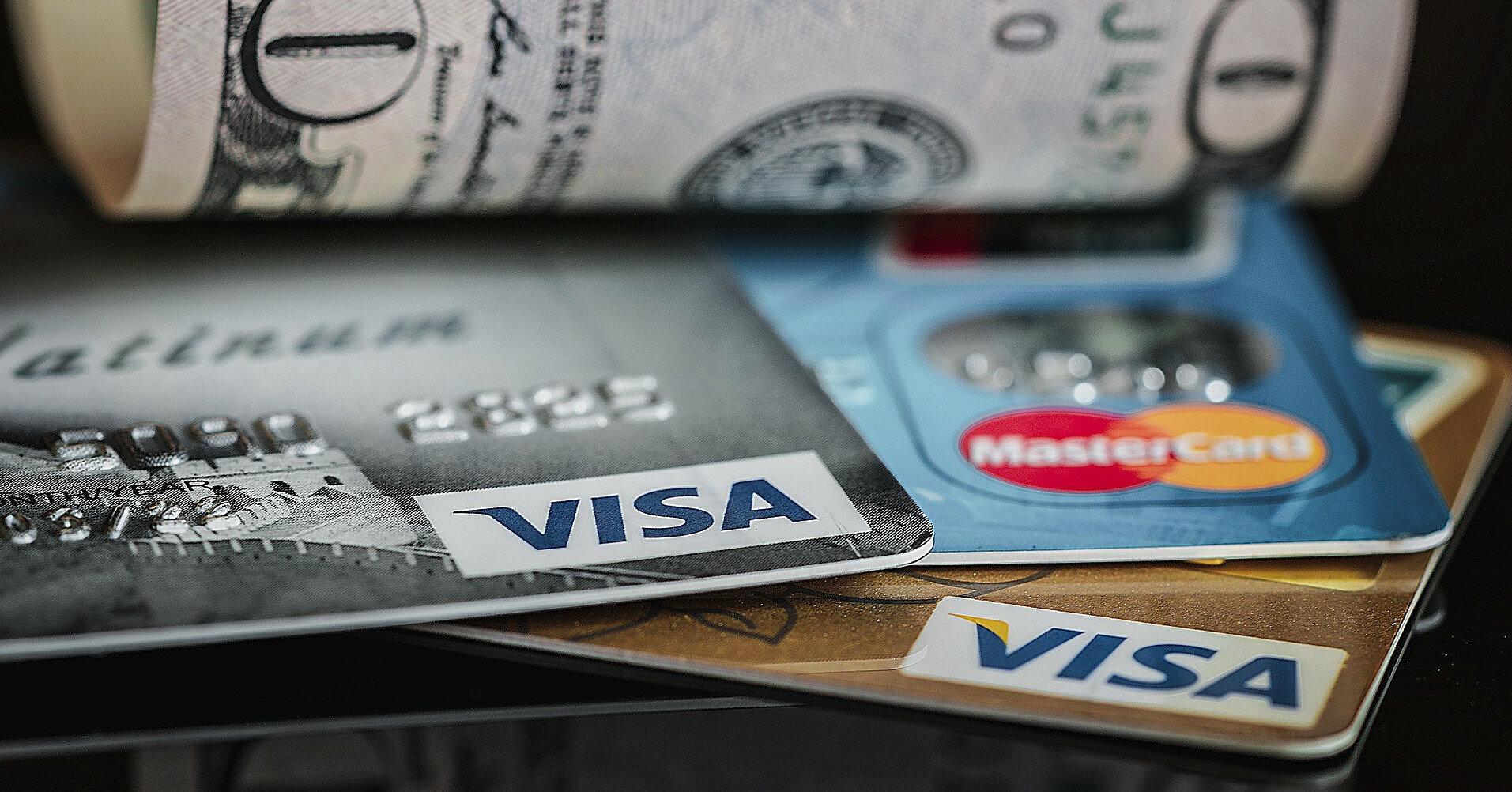В Украине один из банков прекращает обслуживание карт Visa