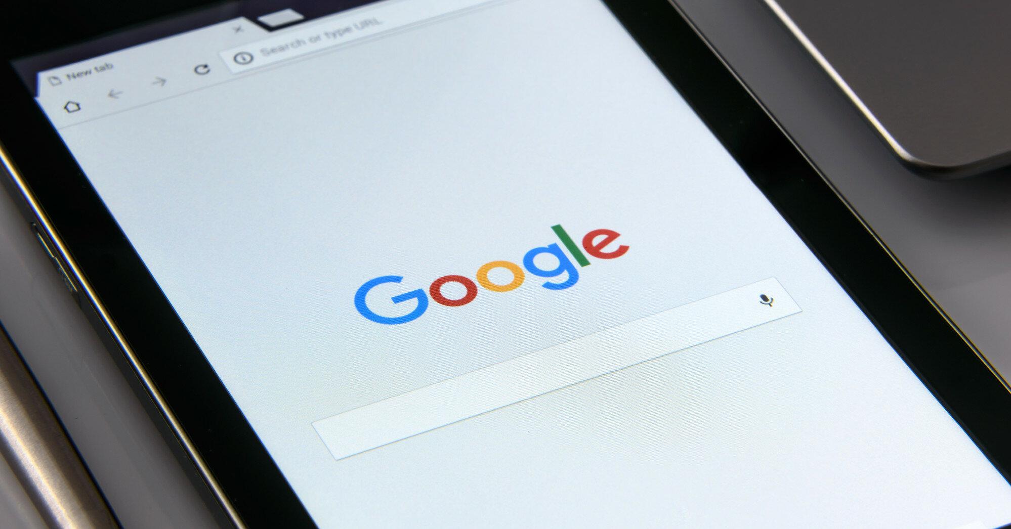 Google разрабатывает программу для бегунов с нарушением зрения
