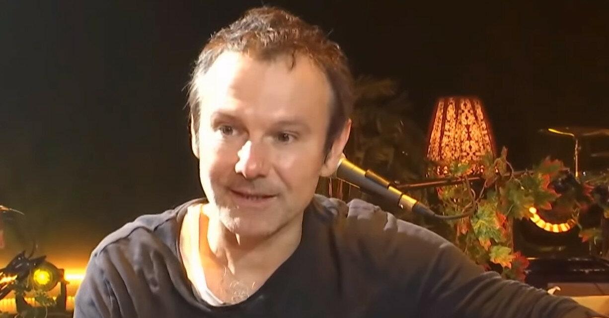 Святослав Вакарчук впервые стал отцом