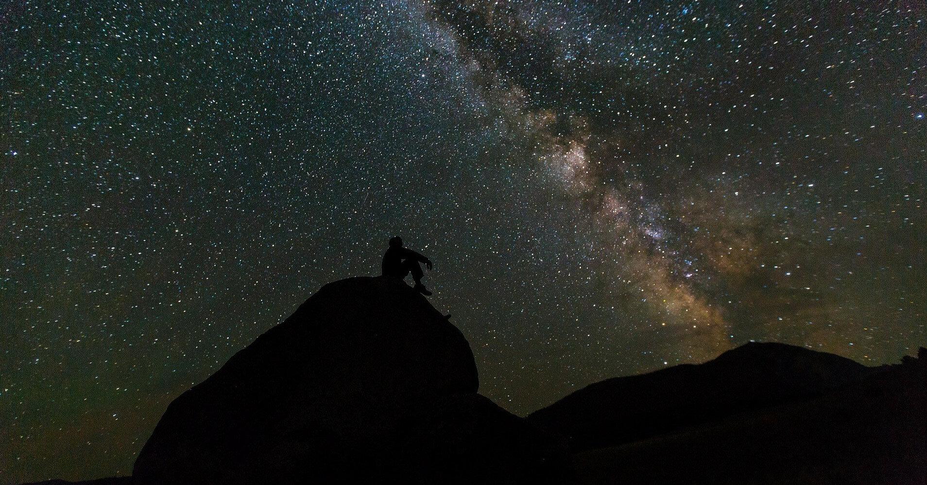 В Млечном пути обнаружили загадочную структуру огромных размеров