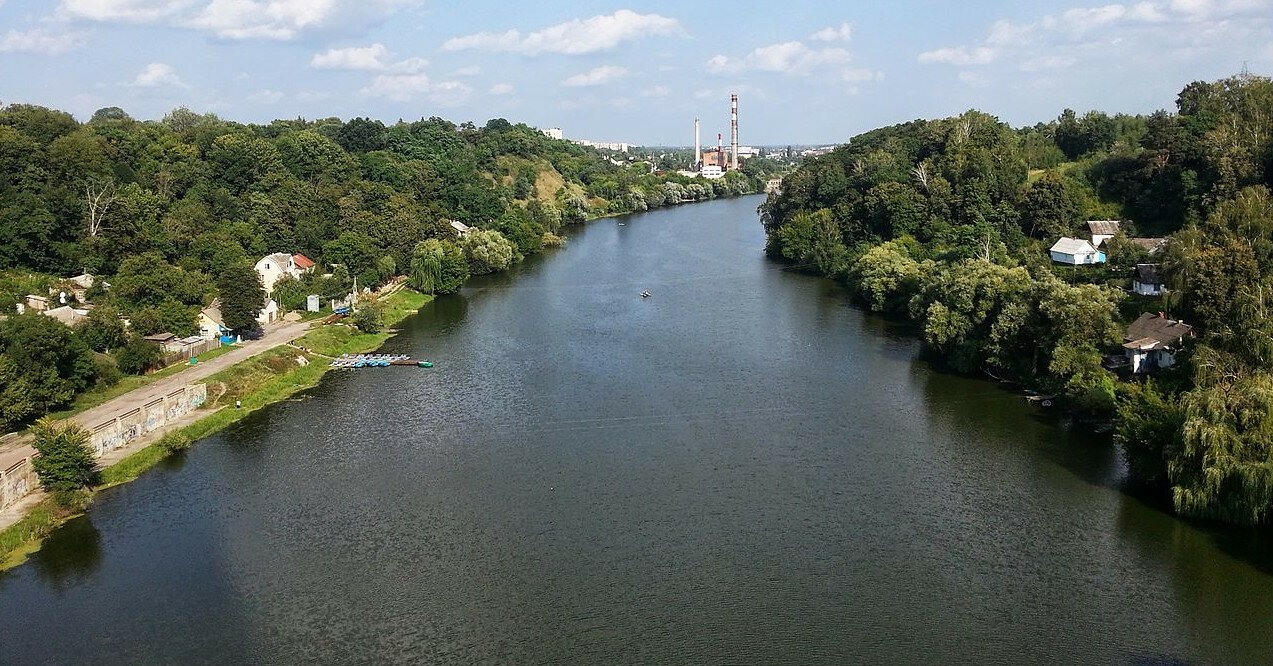 Убытки от загрязнение реки в Житомире составили 23 млн гривен