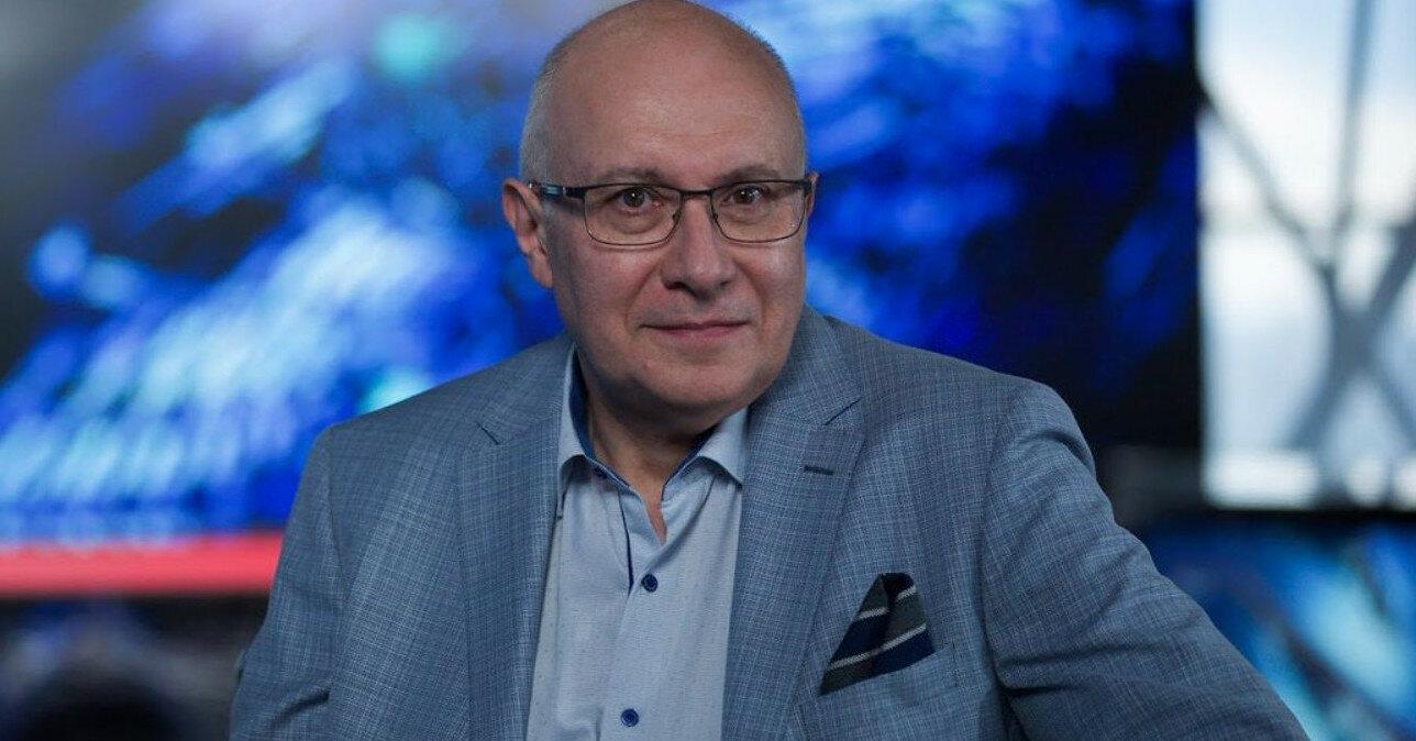 Ведущий канала Порошенко в эфире обматерил Путина: видео