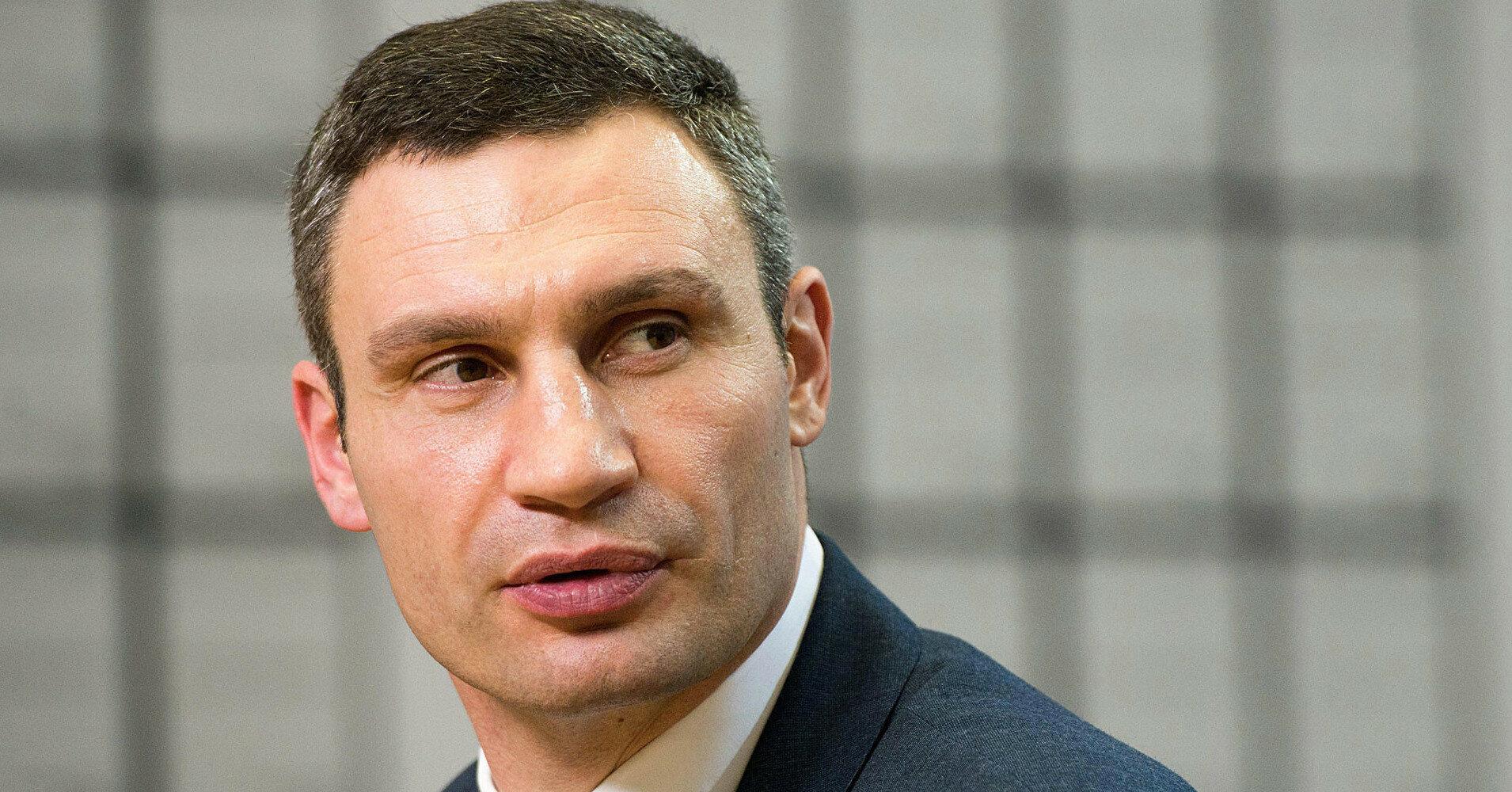 Кличко призвал полицию расследовать нападение на инспектора по парковке