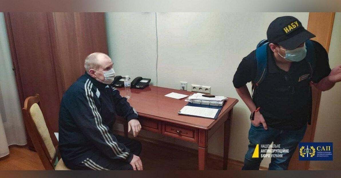 Адвокат Чауса прокомментировал его задержание НАБУ