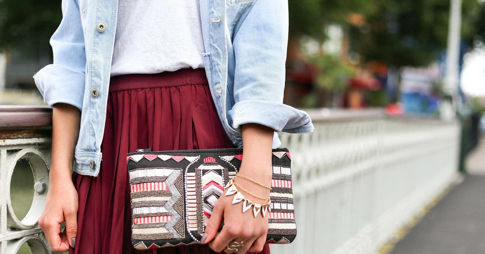 Модные юбки 2021: какие модели будут в тренде этой осенью