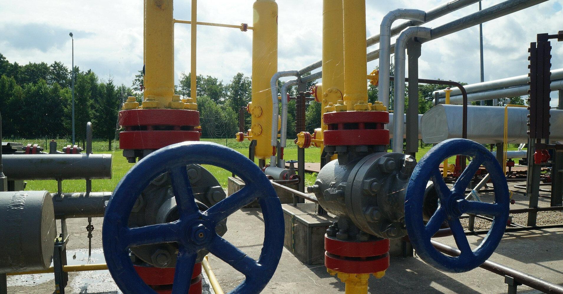 Газпром ждет падения запасов в украинских ПХГ