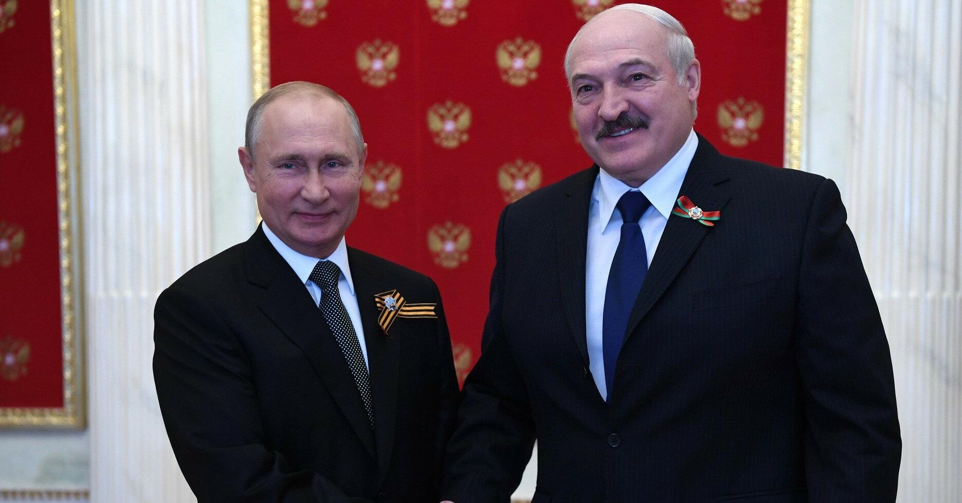Встреча Путина и Лукашенко: ожидания на фоне военных учений