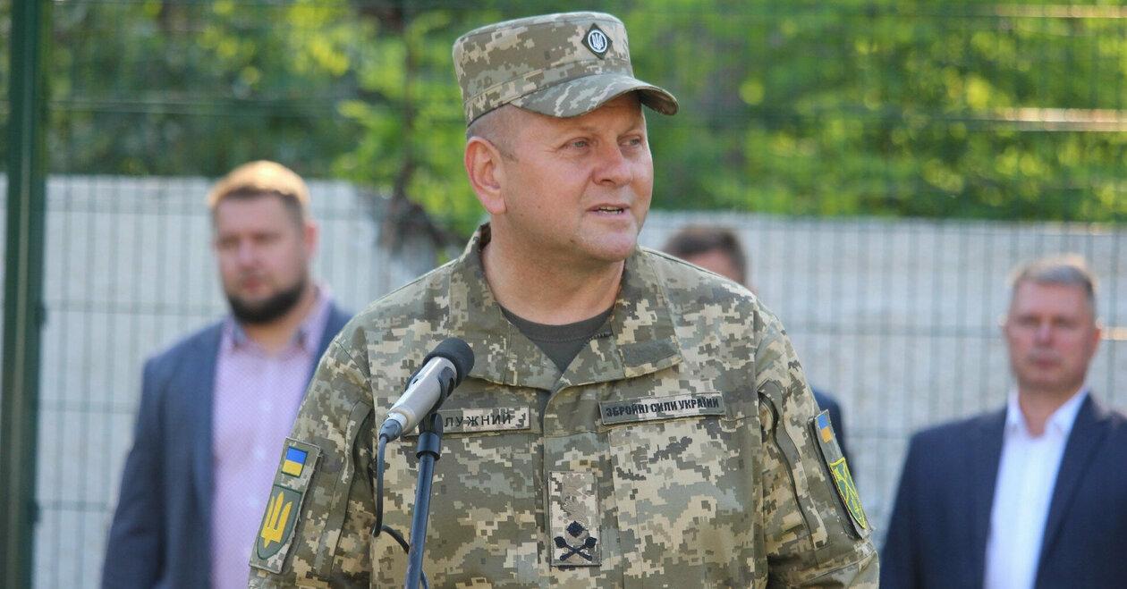 Главком ВСУ рассказал, как будет выглядеть победа Украины в войне с Россией