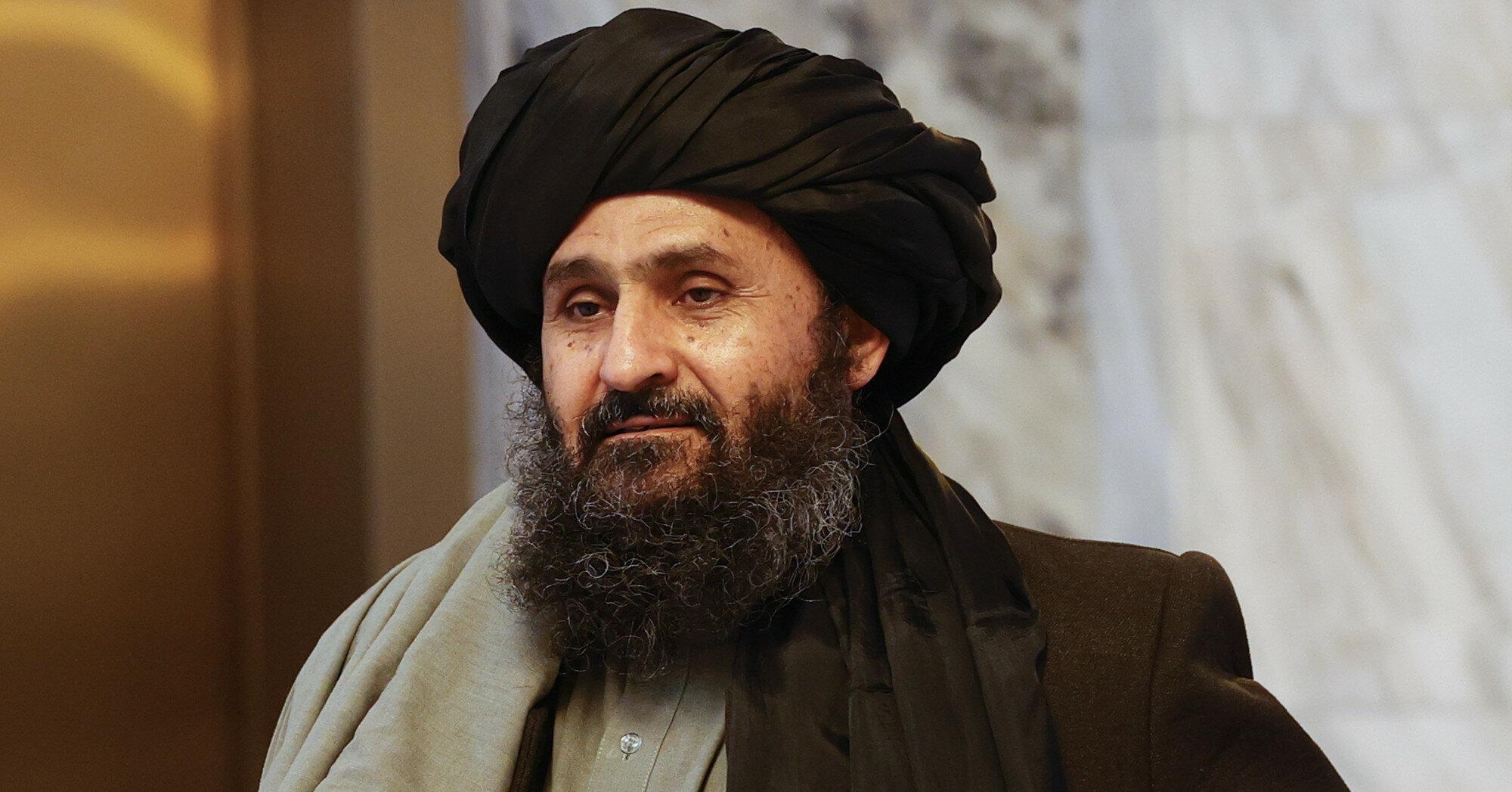 Лідера «Талібану» внесли до списку найвпливовіших людей світу