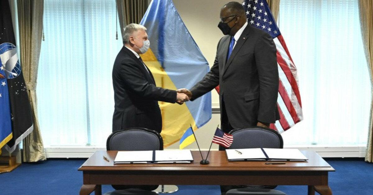 Оборонное соглашение Украины и США: подробности