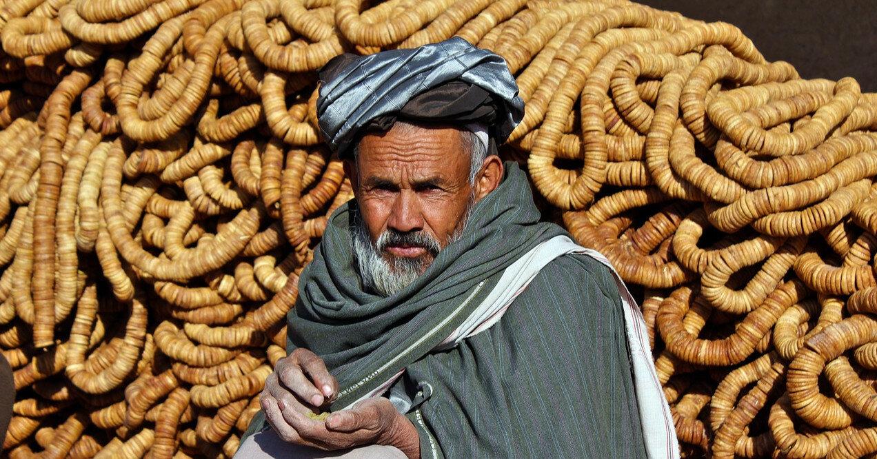 ВОЗ предупреждает об опасности голода в Афганистане