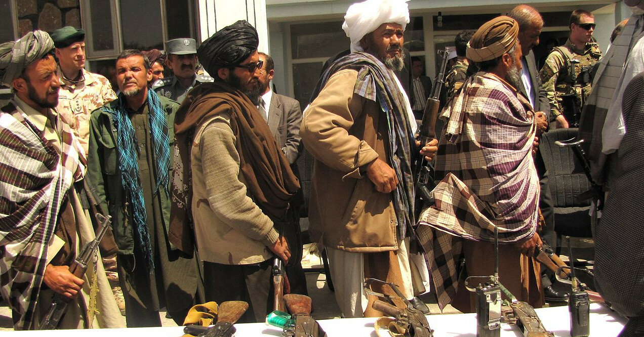 Британская разведка провела переговоры с талибами