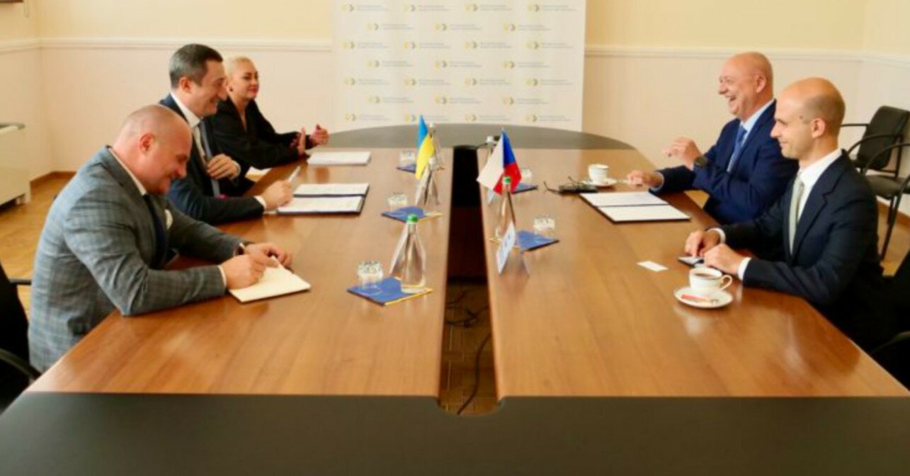 Чехия поможет Украине в развитии индустриальных парков