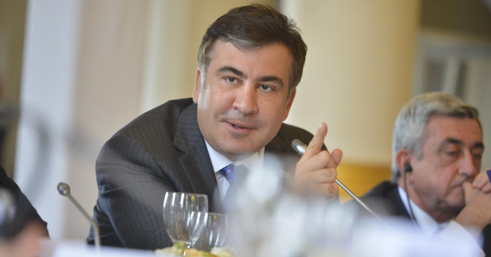 Власти Грузии предложили Саакашвили сделку - СМИ